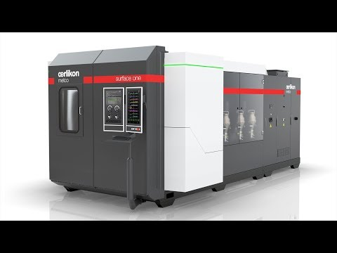 Surface One - The First Thermal Spray Coating Machine