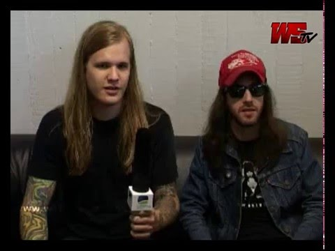 The Sword WS TV Interview