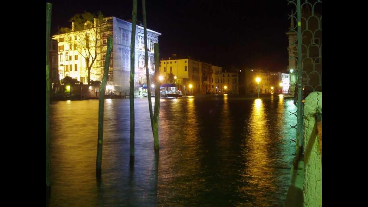 Vivo per lei, Andrea Bocelli and Giorgia (Venice, Italy ...