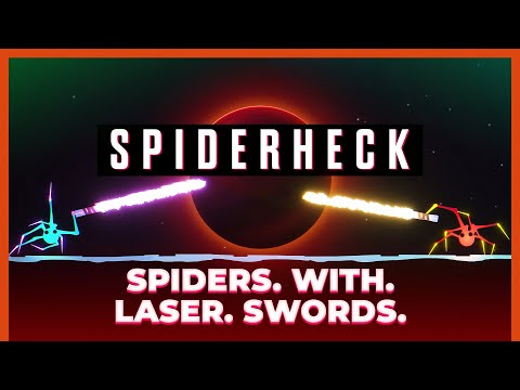 SpiderHeck: Announcement Trailer