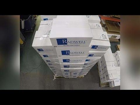 Radwell International Automated Shipping Process