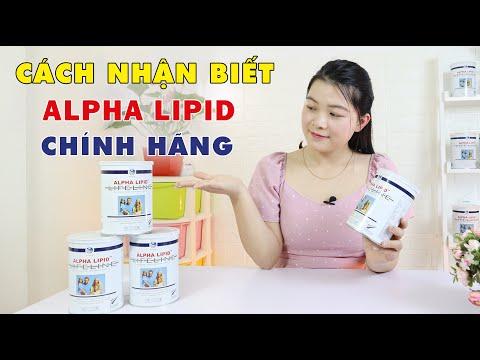 Cách nhận biết sữa non Alpha Lipid chính hãng để tránh mua phải hàng giả, hàng nhái
