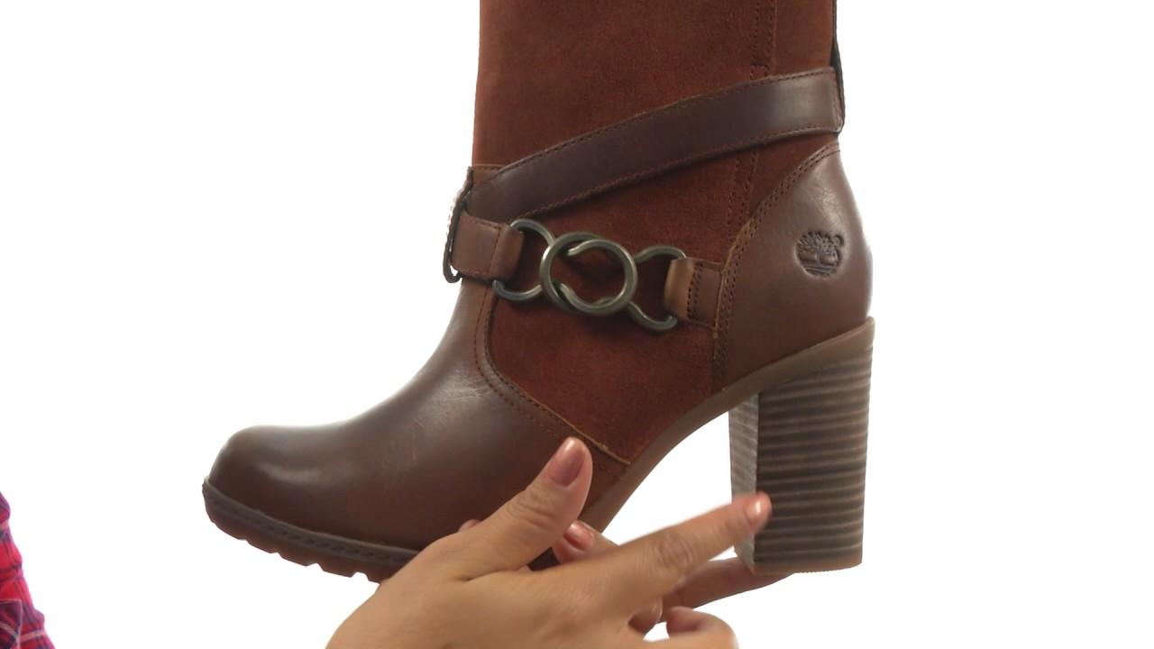 Women's Dennett Buckle Ankle Boot