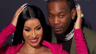 Cardi B Reacts To Offset Pregnancy Rumors Amid Divorce