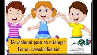 Devocional para as Crianças - PIPBC
