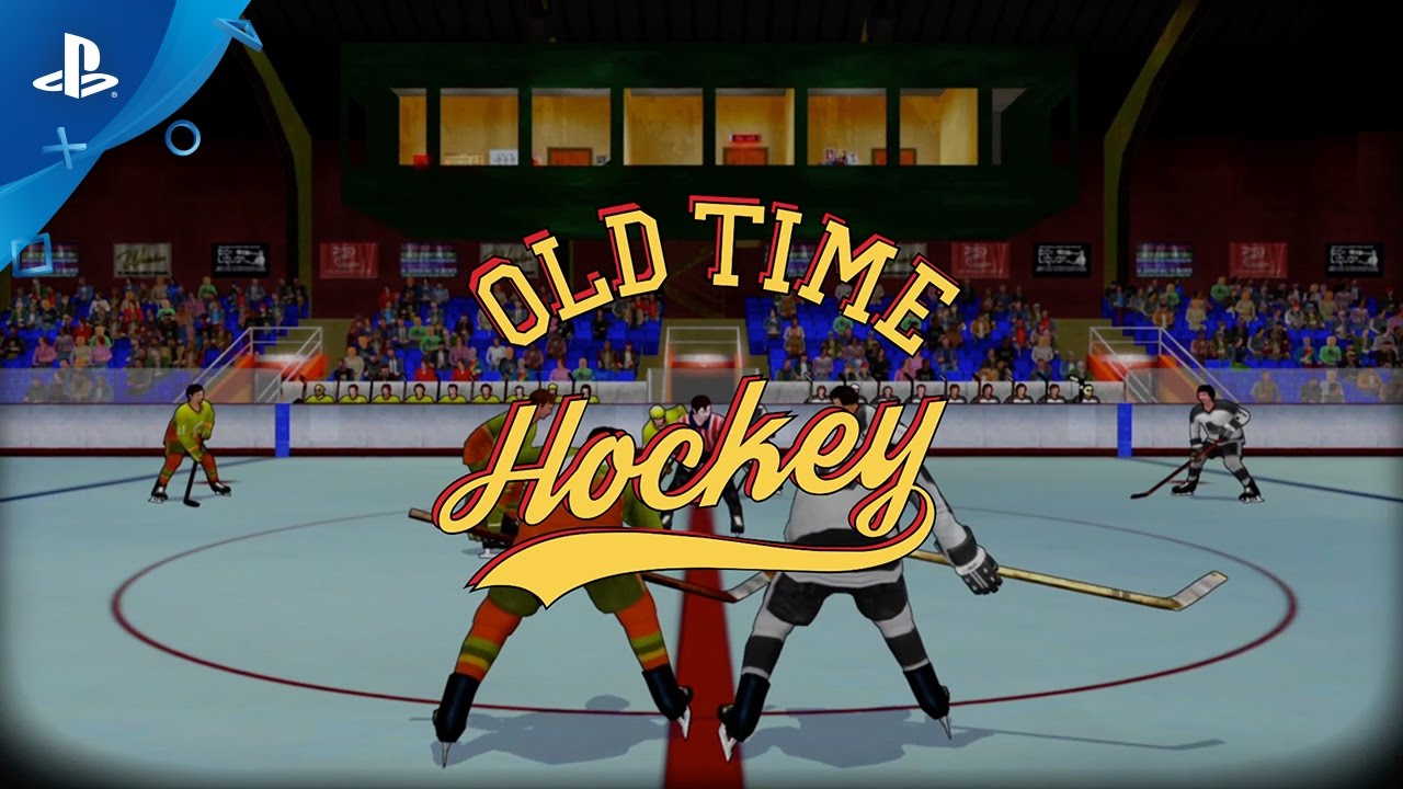 Old Time Hockey Gameplay Trailer Ps4