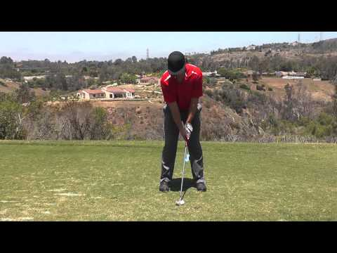 how to hit a pitching wedge 150 yards