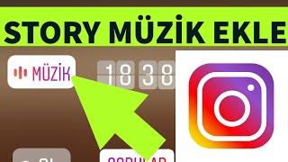 Instagram hikaye müzik ekleme