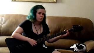 X-Kid - Green Day (BASS COVER)