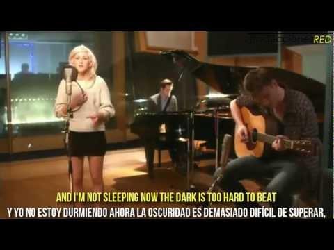 Ellie Goulding-Lights (Lyrics-SubEspañol)