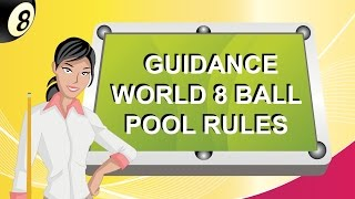 8 Ball Umpire; 2015 World Eight Ball Pool Rules: Guidance for Umpires.