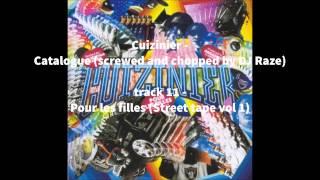 Cuizinier (TTC) - Catalogue (screwed and chopped by DJ Raze)
