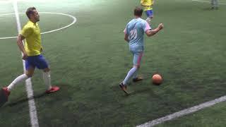 Полный матч Magnis Income 2 11 Soborna Team Турнир по мини футболу в Киеве