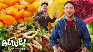Download lagu Brad Makes Fermented Citrus Fruits | It's Alive | Bon Appétit