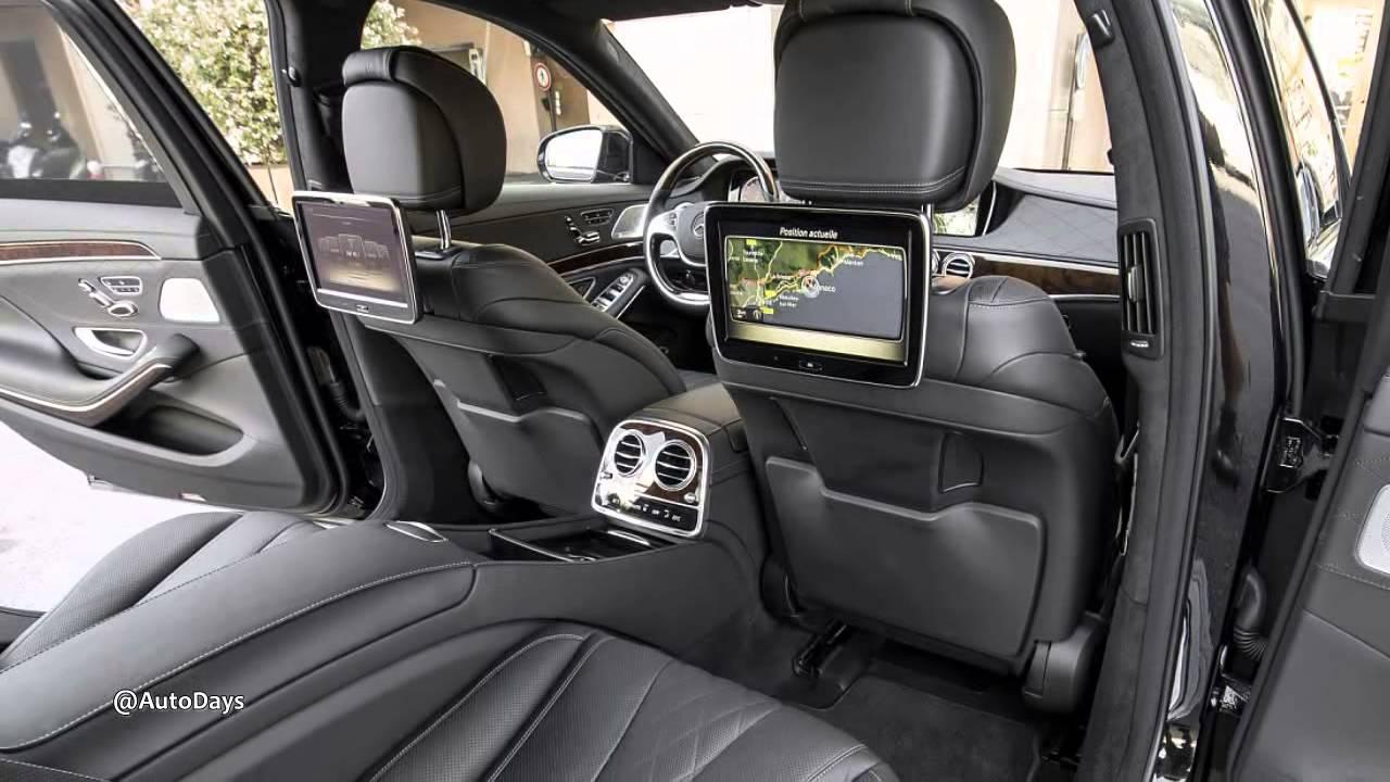 2014 new mercedes benz s500 long view interior design for Mercedes benz interior parts online