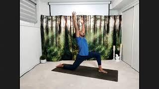 Energizing Flow Yoga with Matthew Bonas