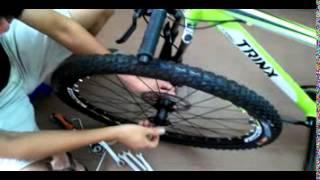 XEDAP24H.VN_Video hướng dẫn lắp ráp xe đạp TrinX M136