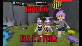 ROBLOX-Ana & Bela, the return of the BEAST!