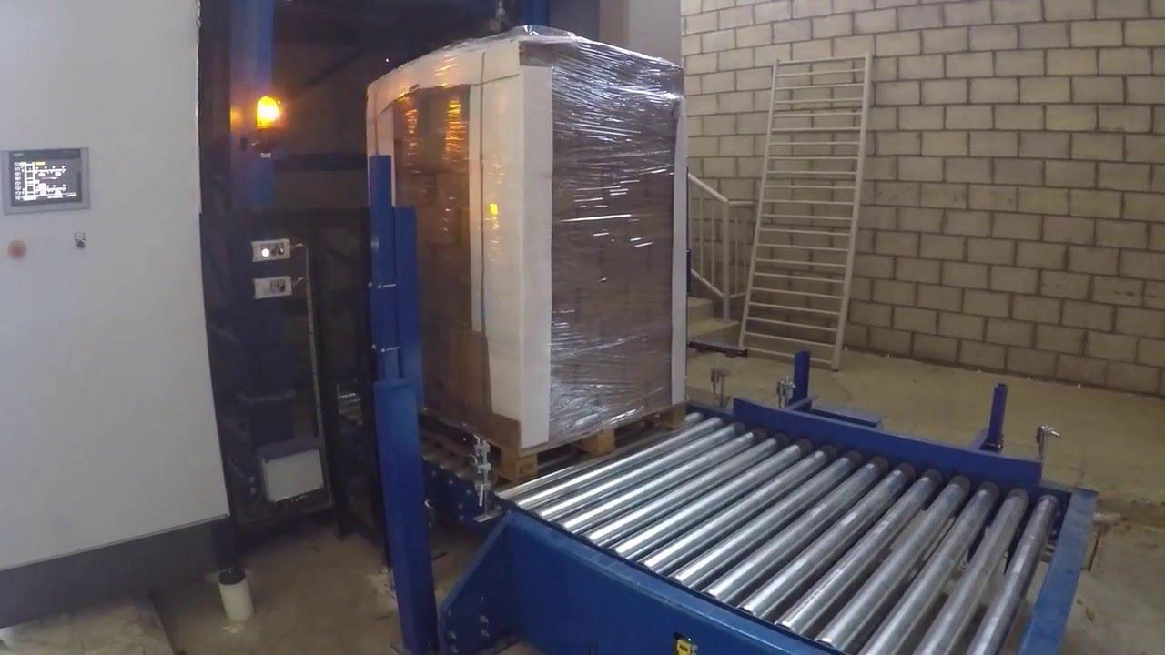 MEPEQ Full Pallet Lift or Elevator Lowerator  YouTube