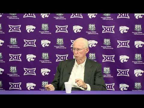 Bill Snyder Press Conference - 11/13/18
