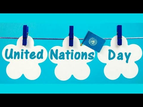 United Nations Day 2018 | Themes of United Nations Day 2014-2018 | 24 October Mp3