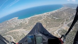 Paragliding Crete - Stalida - 23.9.2015(You only live once, but if you do it right, once is enough., 2015-10-15T21:08:20.000Z)