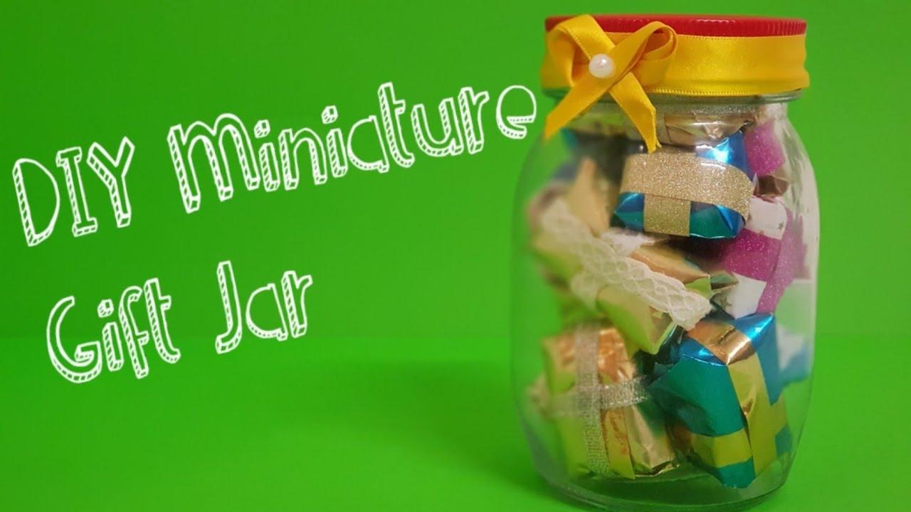 Mason Jar Crafts Diy Mini Squishies Christmas Craft Ideas Youtube