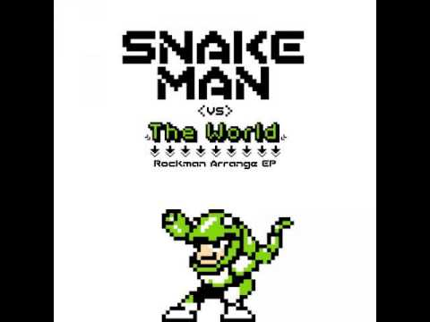 """Snake Man Remix - """"Raging Reptile"""" by Ben Briggs, Mega Man 3"""