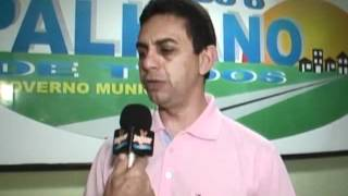 NILSON FREITAS PREFEITO DE PALHANO PARTE 1