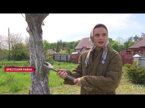 Ей всего 30 лет, но она называет себя Баба Рыта, а соцсети от неё в восторге! / Деревня. Беларусь