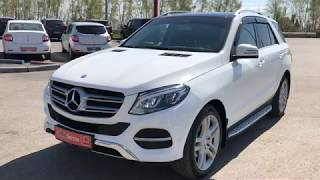 Купить Mercedes-Benz GLE (Мерседес Бенц ГЛЕ) 2015 г с пробегом бу в Саратове Автосалон Элвис