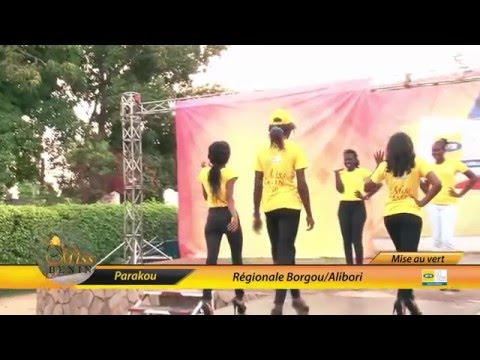Répétition Miss Borgou-Alibori 2016