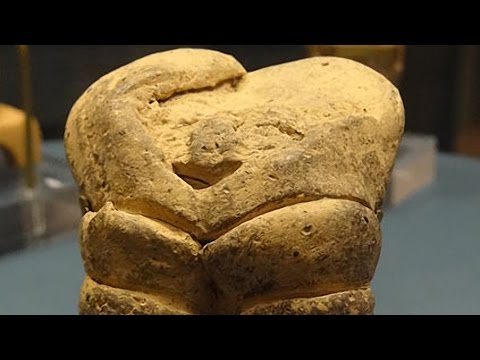 Neolithic Figurine Challenges Ideas About Prehistoric Israel