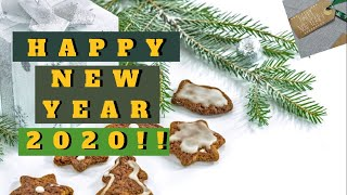 Welcome back Its 2020 Happy New Year
