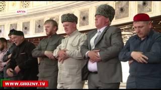 Представили чеченской общины из Панкисского ущелья Грузии посетили Чеченскую Республику
