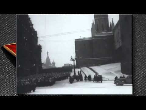 003 1945-2010 Parade in Red Square on November 7, 1941