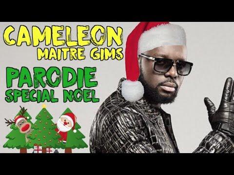 Maître Gims - Caméléon Parodie (spécial Noël)