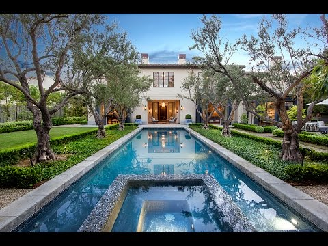 144 N Woodburn   Highest Sale in Brentwood Circle   Sold $10,368,000