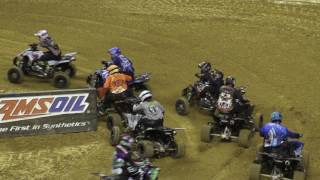 Monster Jam in Greensboro   Triple Threat Series Central presented by AMSOIL Highlights   1/14/17