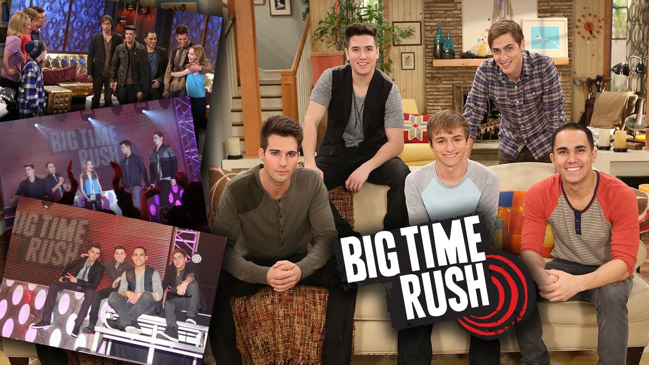 "Big Time Rush Guest Stars on ""Marvin Marvin"" - Exclusive ..."