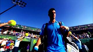Isner Breaks Down London Day 1 Action