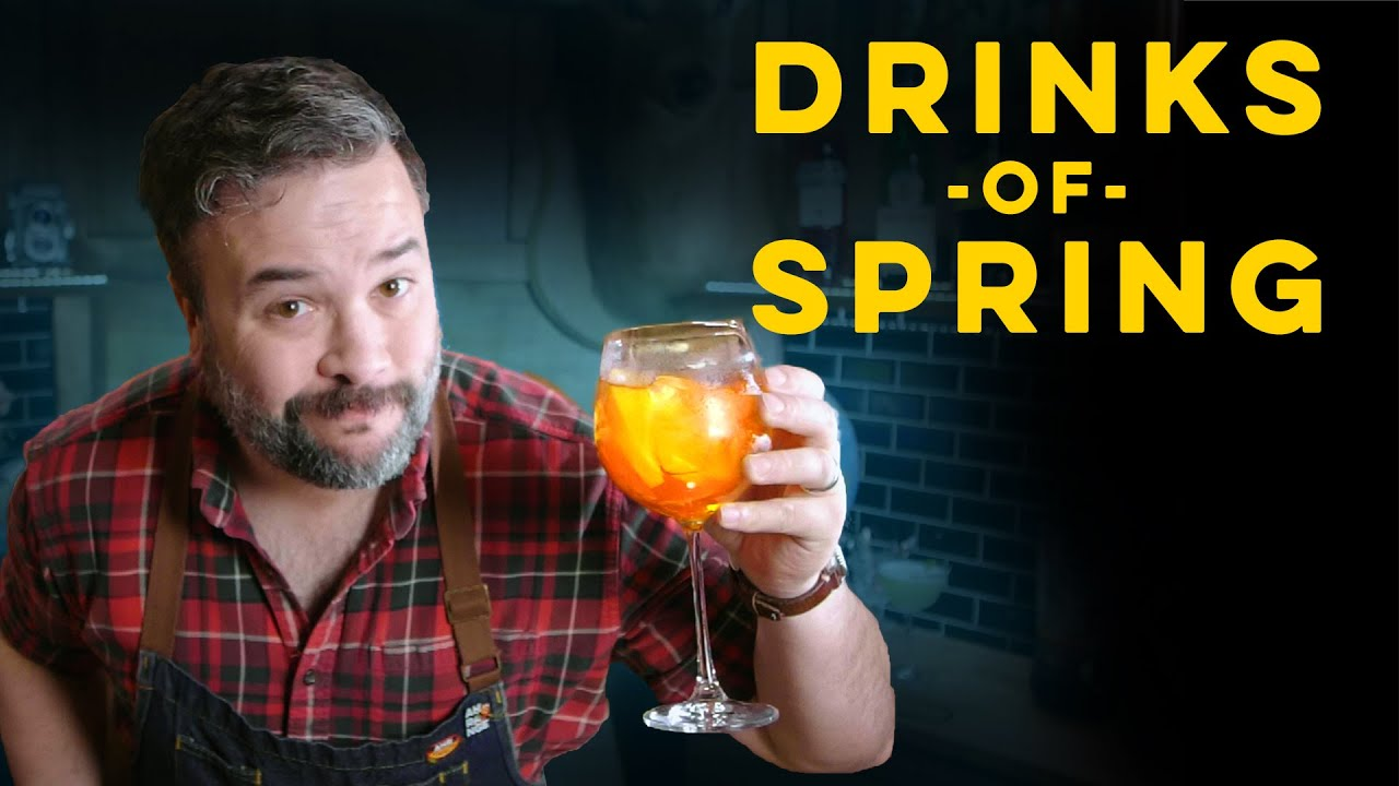 Ten Best Drinks for Spring | How to Drink