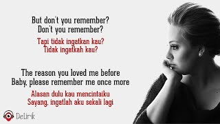 Download Mp3 Don t You Remember Adele