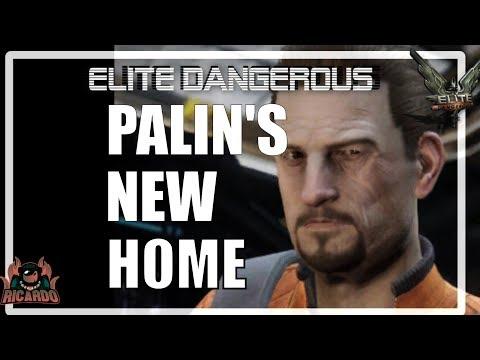 Elite Dangerous Professor Palin has a new home ARQUE