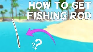 [Vesteria] HOW TO GET THE FISHING ROD! ROBLOX