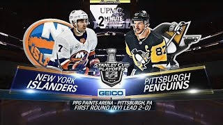 Highlights from game 3 of the 2019 stanley cup playoffs, eastern conference, round one as pittsburgh penguins (m3) faced new york islanders (m2). fro...