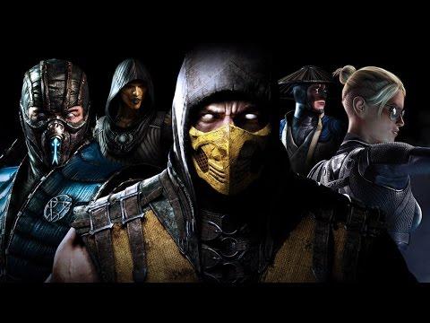 Mortal Kombat X PC Custom Skins Collection Showcase