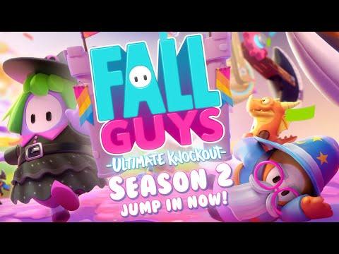 Fall Guys Season 2 - Jump In Now!