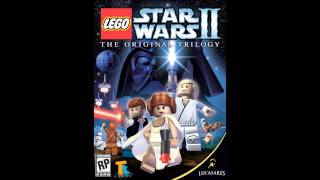 LEGO Star Wars II Soundtrack - Betrayal Over Bespin (Outside -…