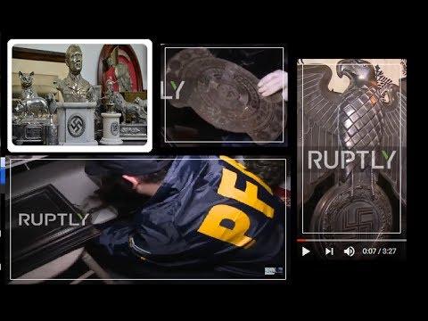 Encontrado Tesouro Nazista com objetos da Sociedade Thule e Projetos do Sino na Argentina